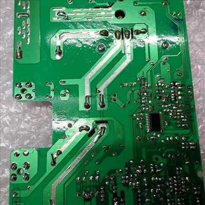 Photo de réparation de circuit électronique n°2339 dans le département 80 par Patrick