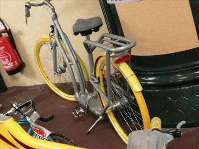 Photo de réparation de vélo n°234 à Grenoble par le réparateur PHILIPPE