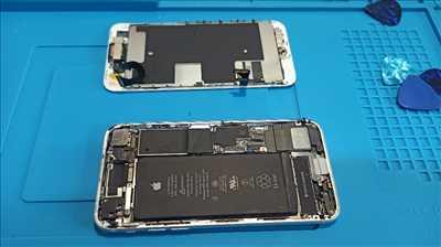 Exemple de réparation de smartphone n°2349 à Lamballe-Armor par off on repair