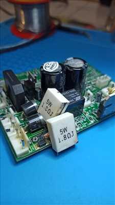 Photo de réparation de circuit électronique n°2351 dans le département 22 par off on repair