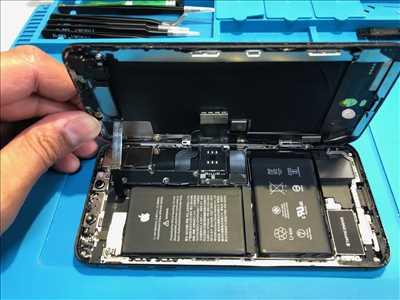 Exemple de réparation de smartphone n°2353 à Lamballe-Armor par off on repair