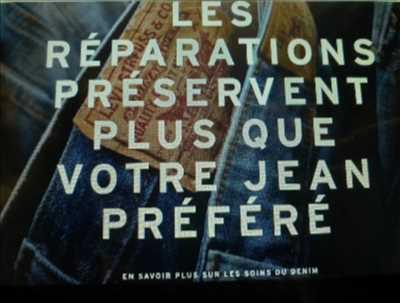 Photo de reprise de couture n°2364 à Paris par Maverick  ,Repairjeans