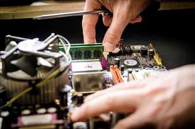 Photo de réparation d'ordinateur n°2383 dans le département 34 par Christophe