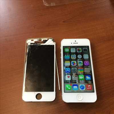 Photo de réparation de smartphone n°239 dans le département 60 par Safe