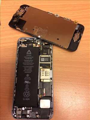 Photo de réparation de téléphone n°240 à Chantilly par Safe