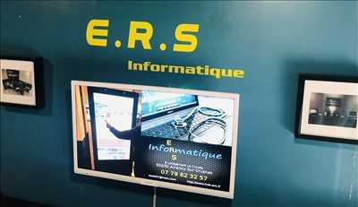 Photo de réparation informatique n°2410 à Bar-le-Duc par le réparateur Olivier
