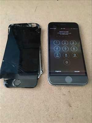 Photo de réparation de téléphone n°2414 à Bar-le-Duc par le réparateur Olivier