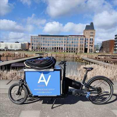 Photo de réparation de bicyclette n°2431 dans le département 59 par AV Cycles