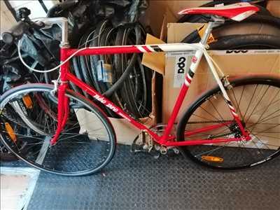 Photo de réparation de vélo n°244 à Grenoble par ATELIER DU BYCLOU