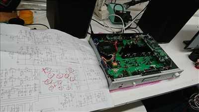 Photo de réparation de tv n°2443 dans le département 25 par AUDIO VIDEO SAINT PIERRE