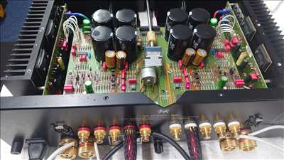 Exemple de Réparation de matériel hifi, matériel audio n°2445 à Pontarlier par AUDIO VIDEO SAINT PIERRE