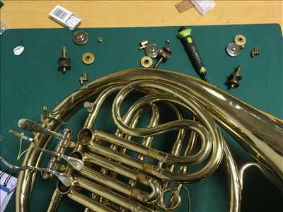 Photo de réparation d'instrument de musique n°2451 dans le département 18 par Sylvain