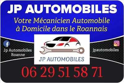 Exemple de réparation d'auto n°2453 à Roanne par JP AUTOMOBILES