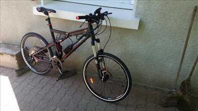 Photo de réparation de vélo n°246 à Grenoble par le réparateur ATELIER DU BYCLOU