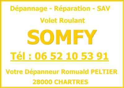 Exemple de réparation d'un volet roulant manuel n°2465 à Chartres par Romuald