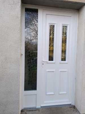 Photo de réparation de porte d'entrée et de serrure n°2479 dans le département 81 par EIRL GUEAPIN Fermetures Bellegardoises