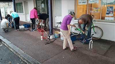 Photo de réparation de vélo n°248 à Limoges par Association VéliVélo Limoges