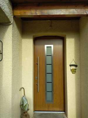 Photo de réparation de porte et de serrure n°2480 à Albi par EIRL GUEAPIN Fermetures Bellegardoises