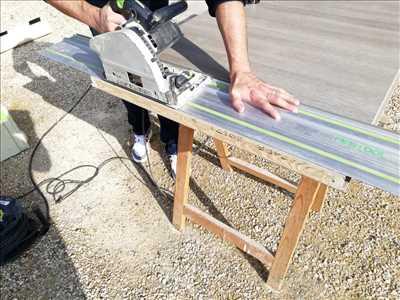 Photo de réparation spécialisé dans l'habitat n°2490 à Bourg-en-Bresse par le réparateur Philippe Profession Menuisier