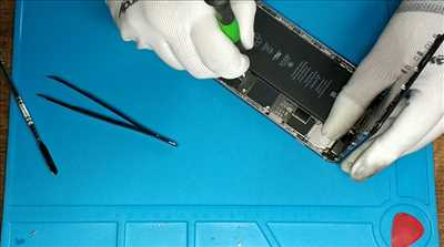 Photo de réparation de smartphone n°2491 dans le département 31 par Iciphone