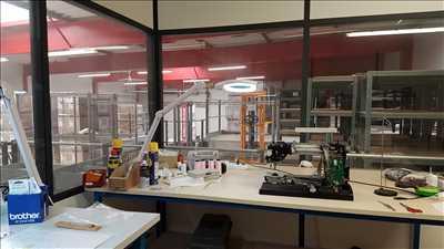 Exemple de réparation de machine à coudre électrique et électronique n°2509 à Nantes par MACHINE A COUDRE ER