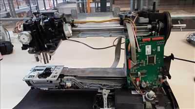 Photo de réparation de machine à coudre électrique et électronique n°2511 dans le département 44 par MACHINE A COUDRE ER