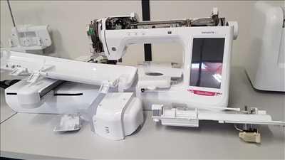 Photo de réparation de machine à coudre n°2512 à Nantes par MACHINE A COUDRE ER