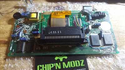 Photo de réparation de console de jeux ancienne et récente n°2539 dans le département 34 par CHIP'N MODZ