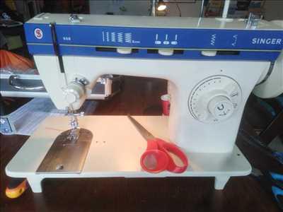 Photo de réparation de machine à coudre n°2548 à Annecy par ATELIER DEHGANE