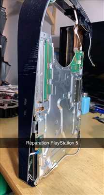 Exemple de réparation de console de jeux ancienne et récente n°2549 à Massy par OHMYPHONE