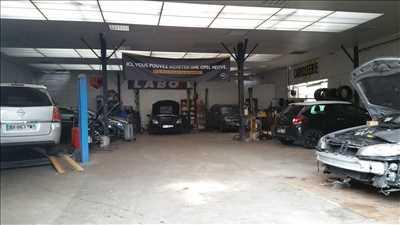 Exemple de réparation d'auto n°2553 à Tourcoing par PASCAL