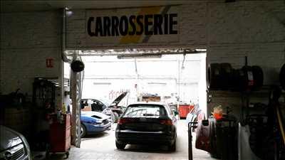 Photo de réparation de voiture n°2554 à Tourcoing par le réparateur PASCAL