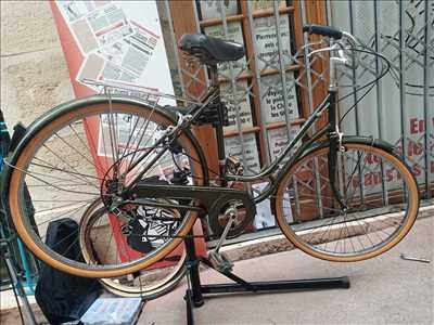 Photo de réparation de bicyclette n°2575 dans le département 34 par Le Grand Vélo Mécano