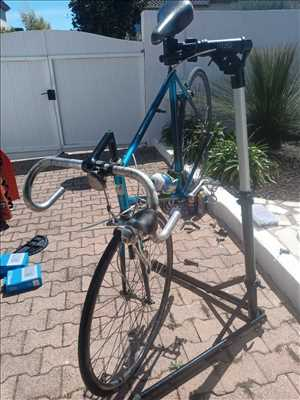 Photo de réparation de vélo n°2576 à Montpellier par Le Grand Vélo Mécano