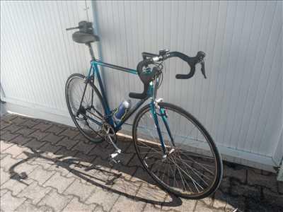 Exemple de réparation de bicyclette n°2577 à Montpellier par Le Grand Vélo Mécano