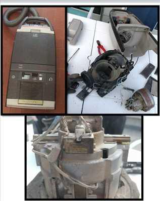Exemple de réparation de matériel électroménager n°2589 à Paris par Frifix.fr