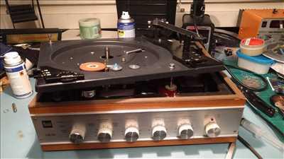 Photo de Réparation de matériel hifi, matériel audio n°2591 dans le département 75 par Frifix.fr