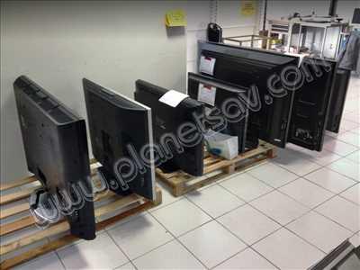 Photo de réparation de télévision n°262 à Marseille par le réparateur PLANET SAV