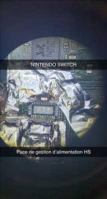 Photo de réparation de circuit électronique n°2631 dans le département 91 par OHMYPHONE