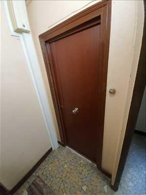 Photo de réparation de porte d'entrée et de serrure n°2647 dans le département 92 par Idsv maintenance