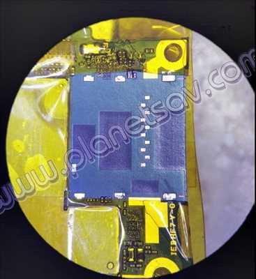 Exemple de réparation de smartphone n°265 à Marseille par PLANET SAV