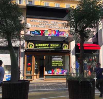 Exemple de réparation de smartphone n°2657 à Nice par Liberty Phone