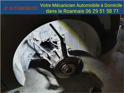 Photo de réparation de voiture n°2658 à Roanne par le réparateur JP AUTOMOBILES ROANNE