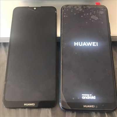 Exemple de réparation de smartphone n°2661 à Saran par Inforepa45