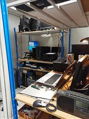 Exemple de réparation d'ordinateur n°2681 à Rezé par PC RUN