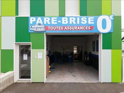 Photo de réparation de voiture n°2682 à Angoulême par le réparateur chrono pare-brise