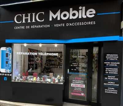 Photo de réparation de téléphone n°2696 à Fécamp par CHIC Mobile