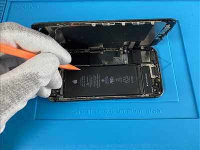 Exemple de réparation de smartphone n°2697 à Fécamp par CHIC Mobile