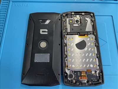 Photo de réparation de smartphone n°2699 dans le département 76 par CHIC Mobile