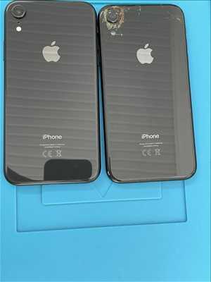 Exemple de réparation de smartphone n°2705 à Fécamp par CHIC Mobile